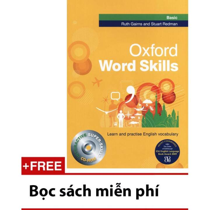 Oxford Word Skills - Basic (kèm CD-ROM)