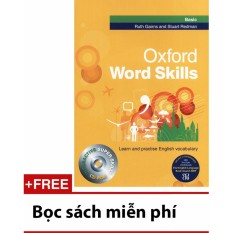 Mua Oxford Word Skills - Basic (kèm CD-ROM)