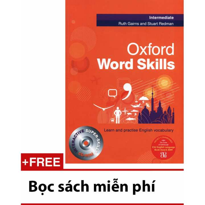 Oxford Word Skills - Intermediate (kèm CD-ROM)