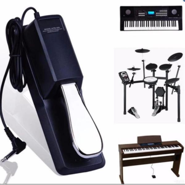 Pedal Sustain Đa năng Cho Đàn Organ - Đàn Piano- Pedal Sustain