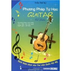 Phương Pháp Tự Học Guitar Cổ Điển (sách được Chọn Vào Thư Viện Quốc Hội Mỹ) By Nhà Sách Khai Trí.