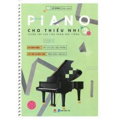 Mua Piano Cho Thiếu Nhi - Tuyển Tập 220 Tiểu Phẩm Nổi Tiếng (Tập 2 - Kèm CD)