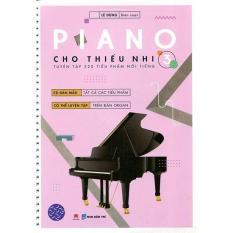 Mua Piano Cho Thiếu Nhi - Tuyển Tập 220 Tiểu Phẩm Nổi Tiếng (Tập 3 - Kèm CD)