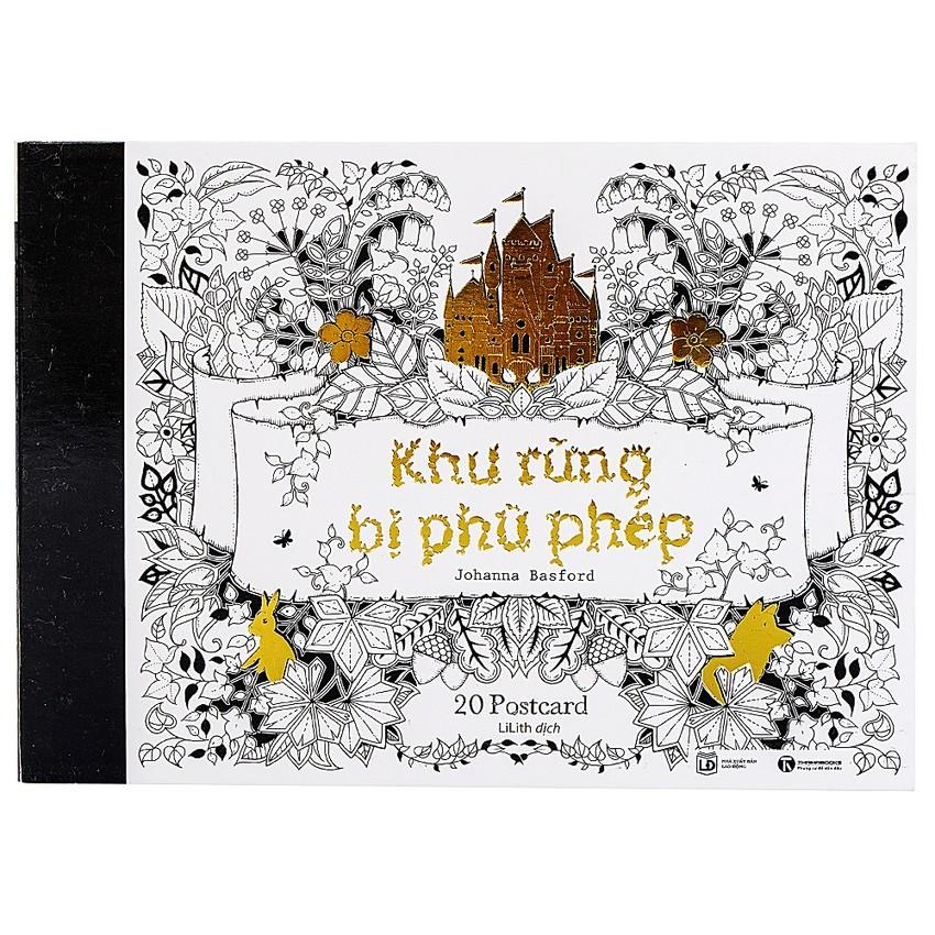 Mua Postcard Khu Rừng Bị Phù Phép