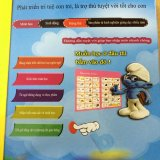 Ôn Tập Trên Sach Điện Tử Song Ngữ Anh Việt 2In1 Cho Trẻ Clever Mart