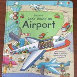 Bán Sach Lật Giở Tiếng Anh Usborne Look Inside An Airport Usborne Trong Hà Nội