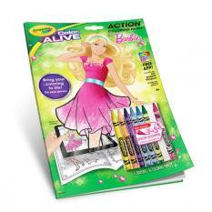 Mua Sách tô màu công nghệ 4D Công chúa Barbie
