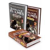 Mua Sherlock Holmes Toan Tập Trọn Bộ 3 Tập Bia Cứng Rẻ