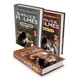 Ôn Tập Sherlock Holmes Toan Tập Trọn Bộ 3 Tập Bia Cứng Hồ Chí Minh