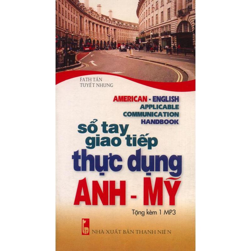 Mua Sổ tay giao tiếp thực dụng Anh - Mỹ (kèm CD)