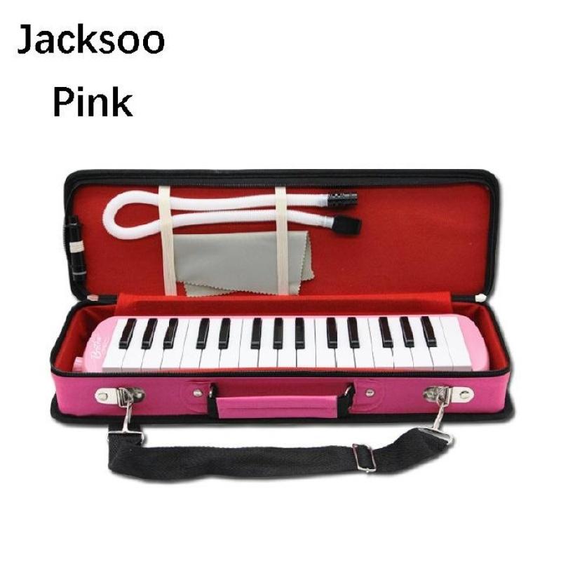 Học sinh trẻ em miệng đàn organ 32 phím thiên nga đen chất lượng vải-quốc tế