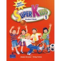 Mua Supper Kids 1 Student Book