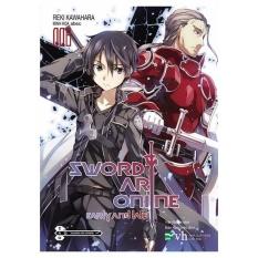 Mua Sword Art Online - Tập 8 (Tặng bookmark & bọc plastic số lượng giới hạn)