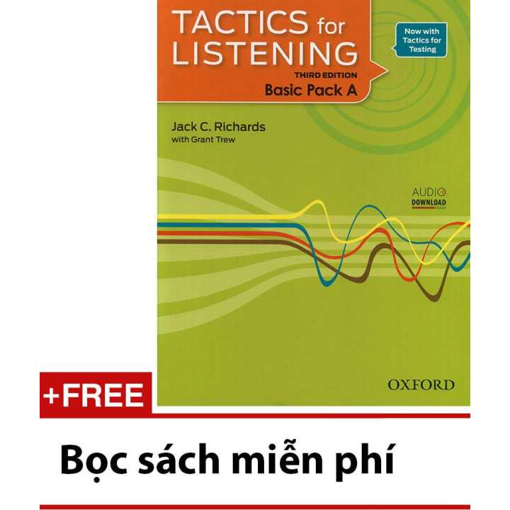 Tactics for Listening - Basic - Pack A (kèm CD)
