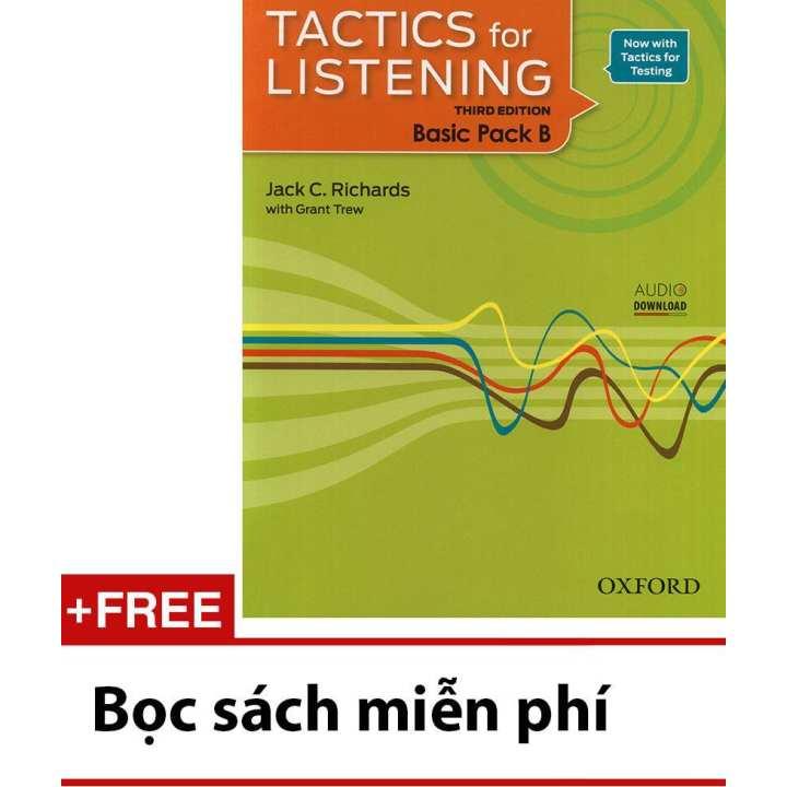 Tactics for Listening - Basic - Pack B (kèm CD)