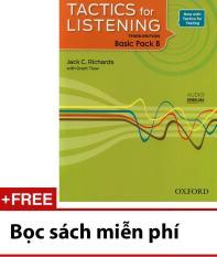 Ôn Tập Tactics For Listening Basic Pack B Kem Cd