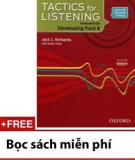 Mua Tactics for Listening - Developing - Pack B (kèm CD)