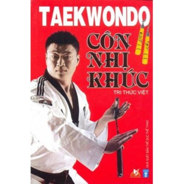 Mua Taekwondo - Côn Nhị Khúc