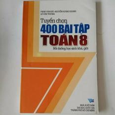 Mua Tc 400 Bài Tập Toán 8