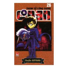Mua Thám Tử Lừng Danh Conan - Tập 26 - Aoyama Gosho