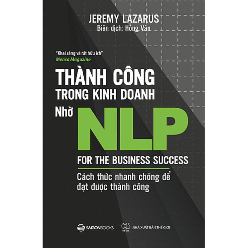 Mua Thành công trong kinh doanh nhờ NLP
