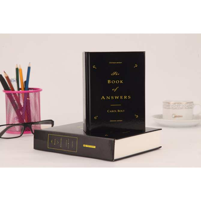 The BOOK of ANSWERS (Sách đáp án)