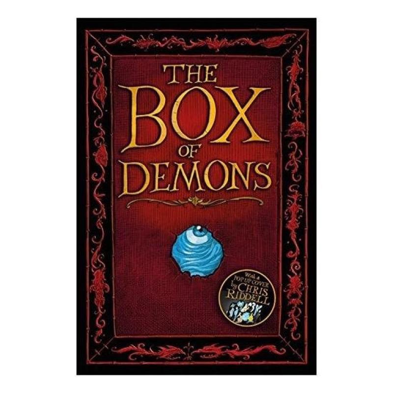 The Box of Demons - Special edition for Independent Book Week