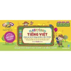 Mua thẻ Flash Card Tiếng Việt - Từ Đơn 1