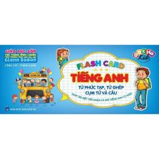 Mua thẻ Flashcard Dạy Trẻ Theo Phương Pháp Glenn Doman - Tiếng Anh, Từ Phức Tạp, Từ Ghép, Cụm Từ Và Câu