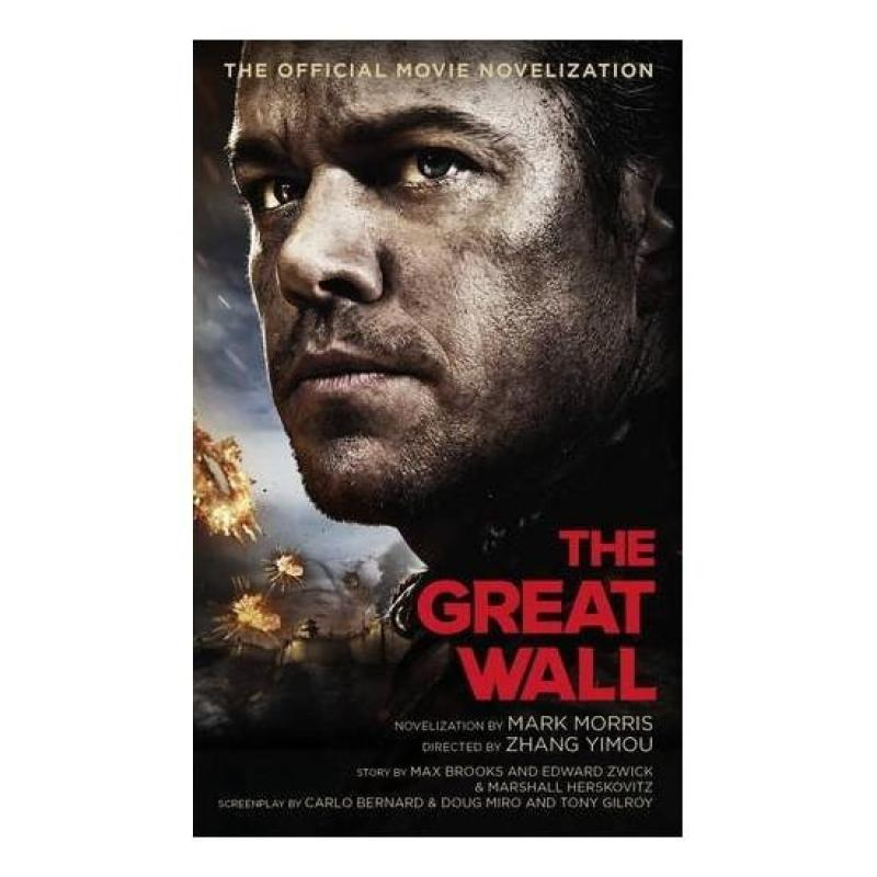 The Great Wall - The Official Movie Novelization (MTI)