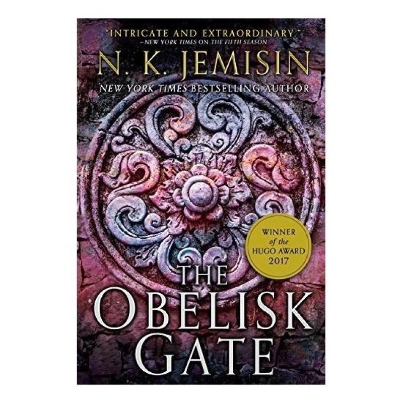 The Obelisk Gate (The Broken Earth #2)