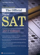 Chiết Khấu The Official New Sat 2017 Edition