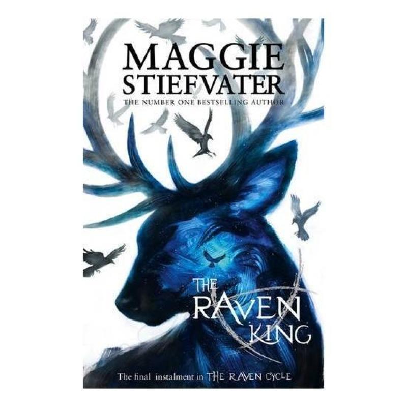 The Raven King (The Raven Boys #4)