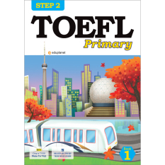 Mua TOEFL Primary Step 2: Book 1 (kèm CD)