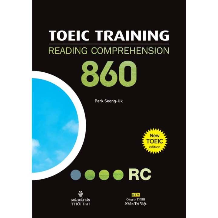 TOEIC Training Reading Comprehension 860