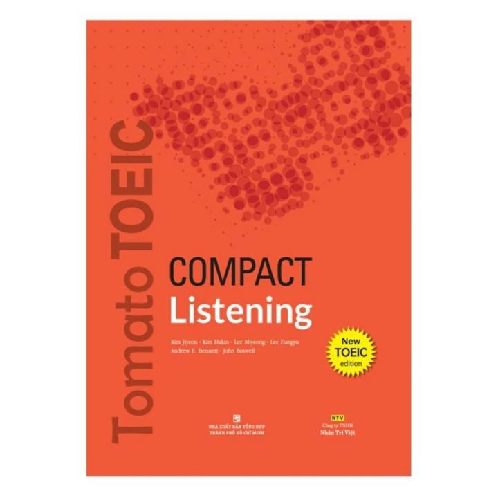 Tomato Toeic Compact Listening (Kèm CD)