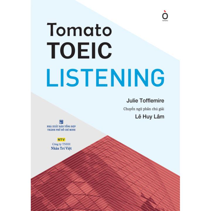 Tomato TOEIC: Listening (kèm CD)