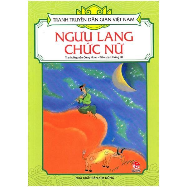 Tranh Truyện Dân Gian Việt Nam - Ngưu Lang Chức Nữ