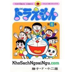 Truyện tranh tiếng Nhật Doraemon (truyện ngắn) Tập 6