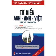 Mua Từ điển Anh - Anh - Việt (375.000 từ)
