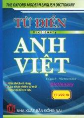 Mua Từ Điển Anh - Việt (Khoảng 77.000 Từ) - Vĩnh Tường,Thanh Long