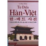 Giá Bán Từ Điển Han Việt Mới