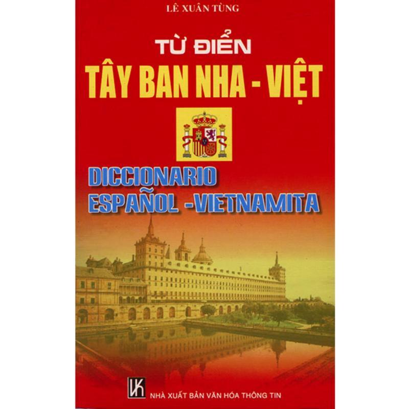 Mua Từ điển Tây Ban Nha - Việt