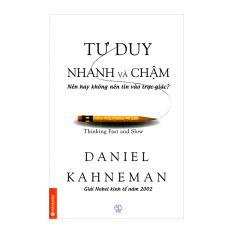 Giá Bán Tư Duy Nhanh Va Chậm Daniel Kehlmann Trực Tuyến