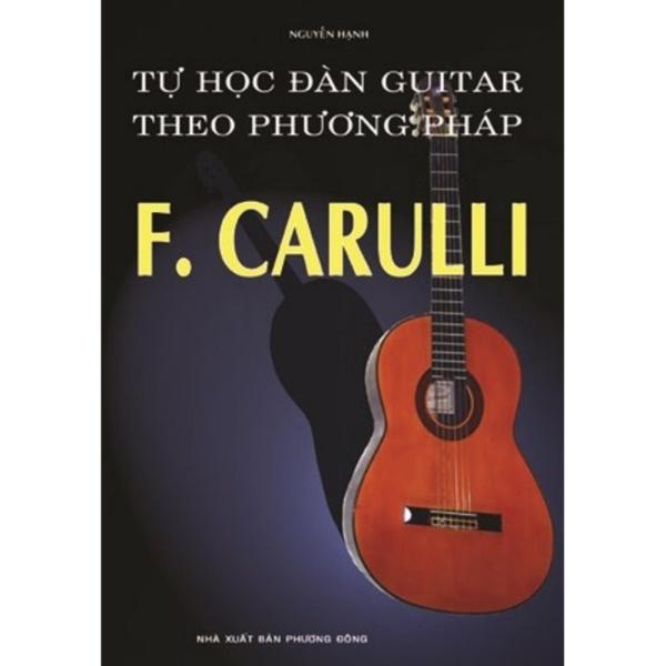 Mua TỰ HỌC ĐÀN GUITAR THEO PHƯƠNG PHÁP F. CARULLI