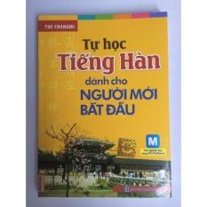 Tự Học Tiếng Hàn Dành Cho Người Mới Bắt Đầu - The Changmi - MCbooks - BỌC NILON BẢO QUẢN SÁCH CHUYÊN DỤNG