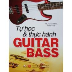 Tự Học Và Thực Hành Guitar Bass By Nhà Sách Khai Trí.