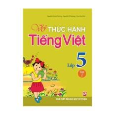 Vở Thực Hành Tiếng Việt Lớp 5