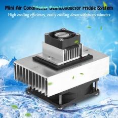 Hình ảnh 1 cái DC12V Bán Dẫn Tủ Lạnh/Làm Lạnh Hệ Thống Làm Lạnh Hệ Thống TỰ LÀM Bộ Điều Hòa Mini-quốc tế