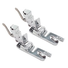 Hình ảnh 2 PCS Sewing Machine Presser Foot Adapter Snap Head On Sewing Tools Sewing Accessories - intl